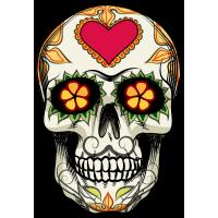 Calavera - Tete De Mort Mexicaine 18