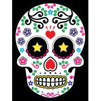 Calavera - Tete De Mort Mexicaine 19