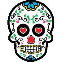 Calavera - Tete De Mort Mexicaine 20