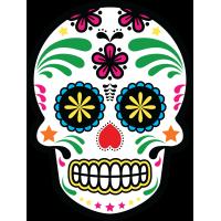 Calavera - Tete De Mort Mexicaine 21