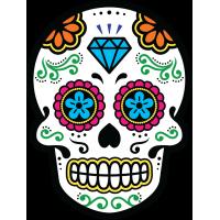 Calavera - Tete De Mort Mexicaine 22