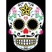 Calavera - Tete De Mort Mexicaine 23