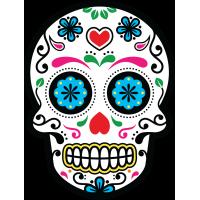 Calavera - Tete De Mort Mexicaine 24