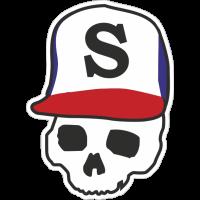 Jdm Skull Casquette S