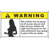 Jdm Warning Message 2