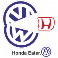Jdm Vw Honda Eater