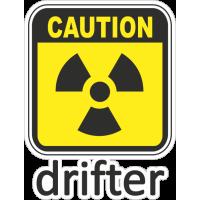 Jdm Caution Drifter