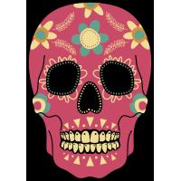 Calavera - Tete De Mort Mexicaine 26