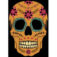 Calavera - Tete De Mort Mexicaine 27