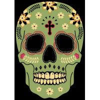 Calavera - Tete De Mort Mexicaine 28