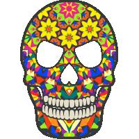 Calavera - Tete De Mort Mexicaine 51
