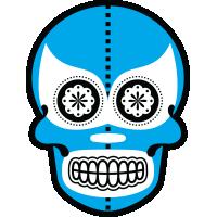 Calavera - Tete De Mort Mexicaine 58
