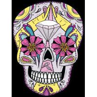 Calavera - Tete De Mort Mexicaine 64