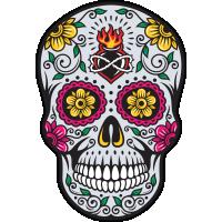 Calavera - Tete De Mort Mexicaine 65