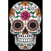 Calavera - Tete De Mort Mexicaine 68