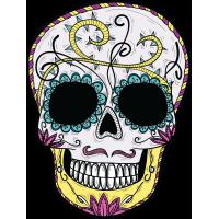 Calavera - Tete De Mort Mexicaine 69