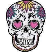 Calavera - Tete De Mort Mexicaine 70