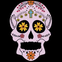 Calavera - Tete De Mort Mexicaine 74