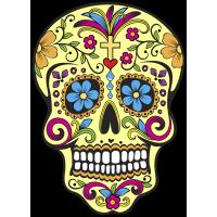Calavera - Tete De Mort Mexicaine 77