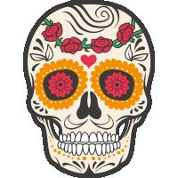 Calavera - Tete De Mort Mexicaine 82