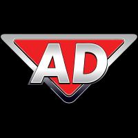 Autocollant Garage Ad