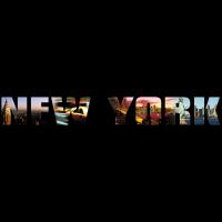 Autocollant Ville New York