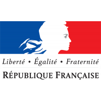 Autocollant République Française