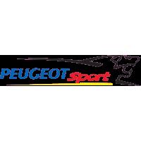 Peugeot Sport 200 Autocollant Droite