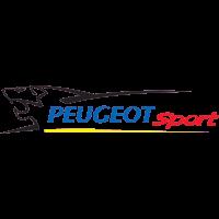 Peugeot Sport 200 Autocollant Gauche