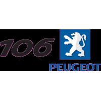 Peugeot Logo 106 Gauche