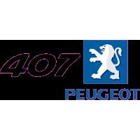 Peugeot Logo 407 Droite