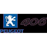 Peugeot Logo 406 Droite