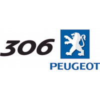 Peugeot Logo 306 Gauche