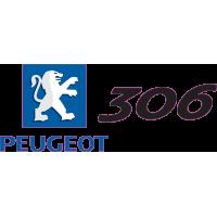 Peugeot Logo 306 Droite