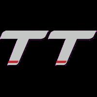 Autocollant Audi Tt
