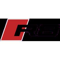 Autocollant Audi R8