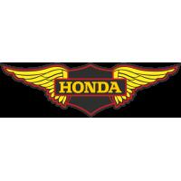 Autocollant Honda Ailes