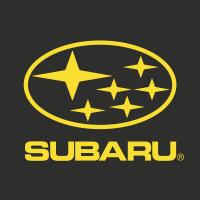 Autocollant Subaru Logo Carré 2