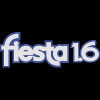 Autocollant Ford Fiesta 1.6