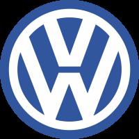 Autocollant  Volkswagen Logo