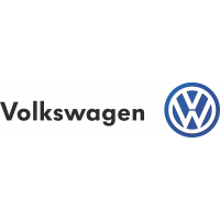 Autocollant Volkswagen Logo 2