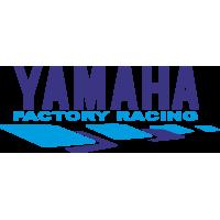 Autocollant Yamaha Racing
