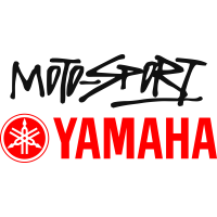 Autocollant Yamaha Moto Sport