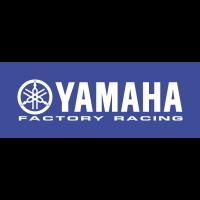 Autocollant Yamaha Factory Racing