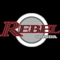 Autocollant Honda Rebel