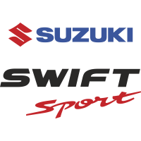 Autocollant Suzuki Swift Sport