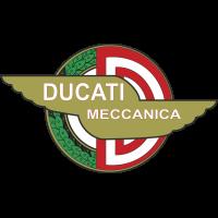 Autocollant Ducati Meccanica