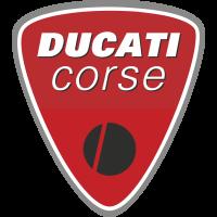 Autocollant Ducati Corse