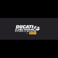 Autocollant Ducati Desmo Challenge