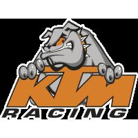 Autocollant Ktm Racing Dog